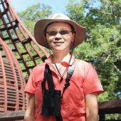 Image of Quak Wan Ling, Volunteer guide and nature expert