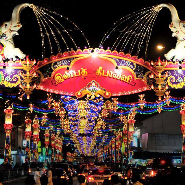 Deepavali Festival In Singapore