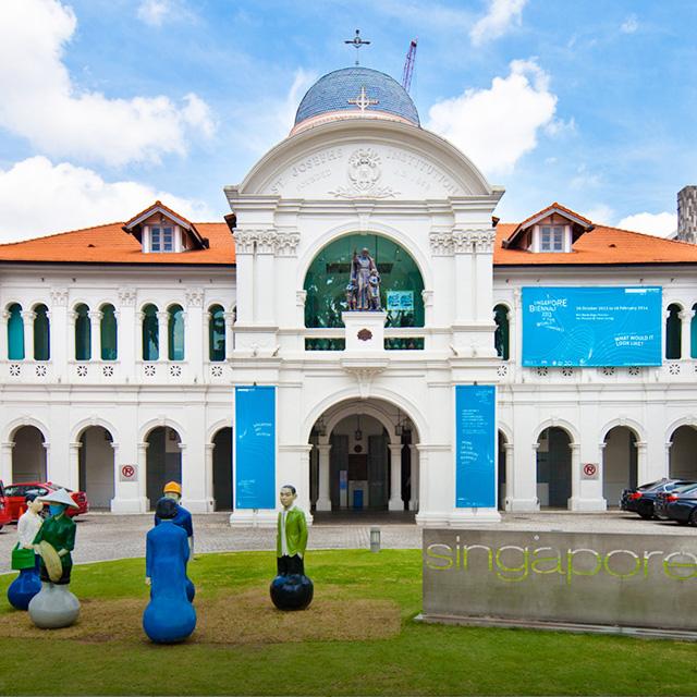 singapore art museum View lynn sim's profile on linkedin international relations manager at singapore art museum eunice p outreach programming at singapore art museum julynn lim.