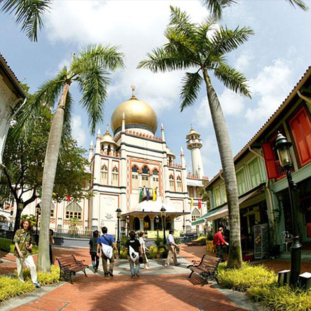 Sultan Mosque (Masjid Sultan) Singapore - Visit Singapore