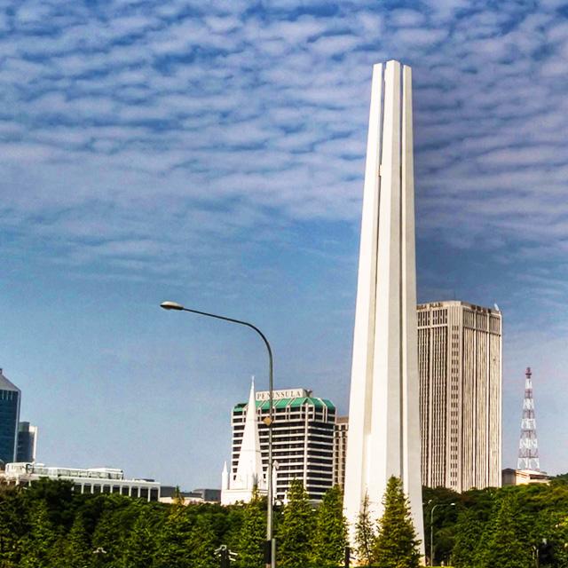 The Cenotaph–a Singapore War Memorial - Visit Singapore