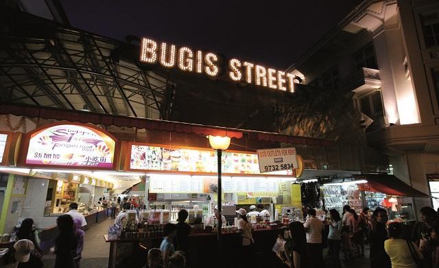 Bugis Street, Singapore