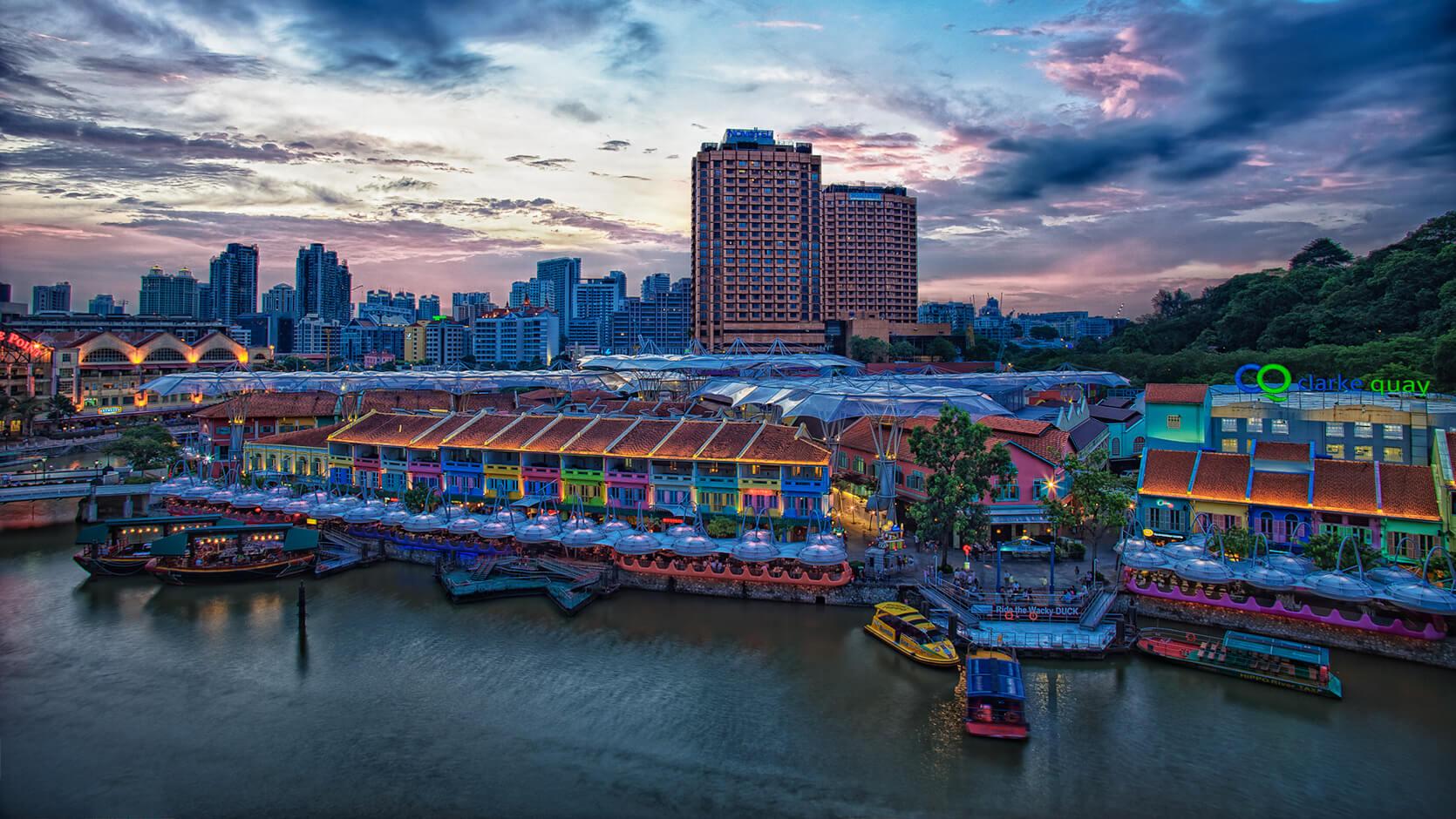 シンガポール50年の歴史