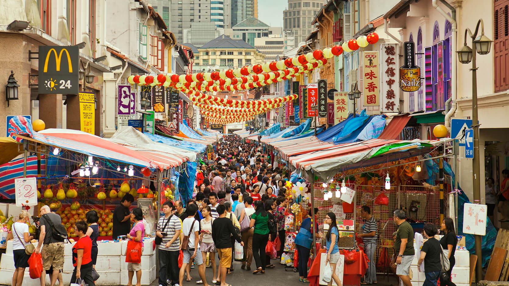 50 Years Of Singapore Visit Singapore