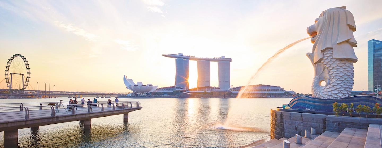 旅遊氣泡 / 幾時可以可去新加坡旅行