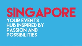 Singapore – your events hub inspired by passion and possibilities