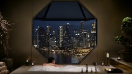 Home suite home: Luxury hotels in Singapore