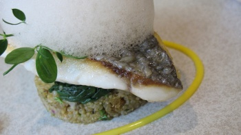 Signature dishes served at Summer Palace