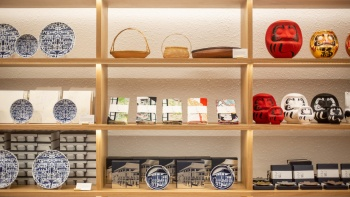 Array of products in the Supermama Flagship Store
