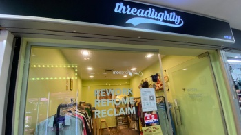 Store front of Threadlightly