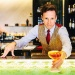 Award-winning mixologist, Tom Hogan
