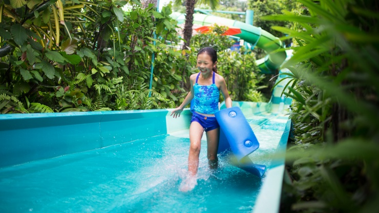 Bring the kids out for a day of fun in the sun when you visit Sentosa Island
