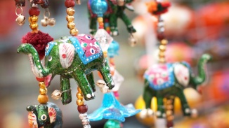 Explore Campbell Lane during Pongal for unique festive souvenirs and daily themed performances.
