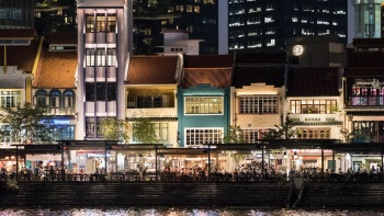 Take a walk through Singapore's streets and see for yourself these beautiful examples of historic Singaporean architecture.