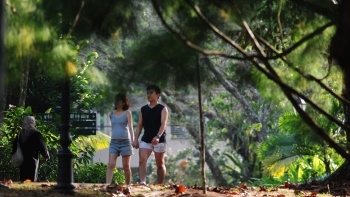 The history of the Singapore Botanic Gardens is almost as old as the country itself.