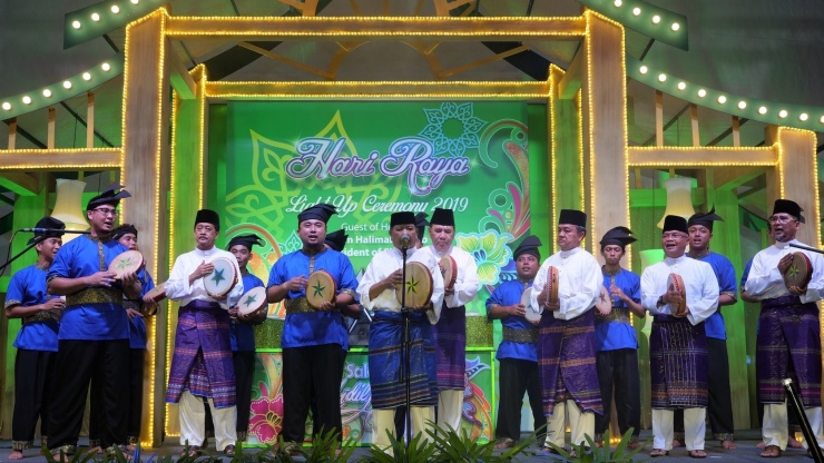 Hari Raya Aidilfitri in Singapore marks the end of the Islamic holy month of Ramadan.