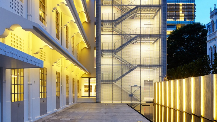 The National Design Centre in Singapore is an inspiring venue for design events, exhibitions, learning and resources.