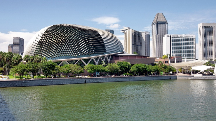Get your dose of creativity at Esplanade Theatres on the Bay, Singapore's premier arts centre.
