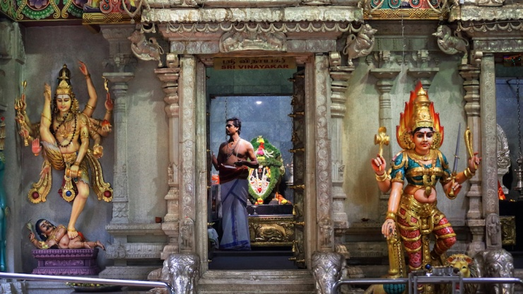 Little India's many Hindu temples make the precinct a must-visit for culture vultures.