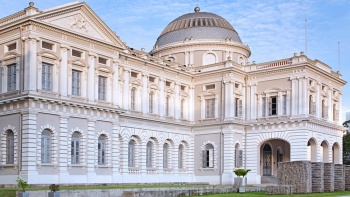 Exterior view of National Museum of Singapore