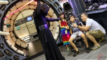 Darth Vader and all things Star Wars at the Singapore Toy Game and Comic Convention 2017.
