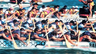 Watch dragon boat racing clubs practise or give it a go yourself at Kallang River on weekends.