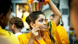 Celebrate the city's multicultural diversity, with traditional festivals such as Thaipusam.