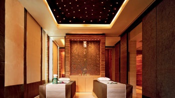 Interior Banyan Tree Spa di Marina Bay Sands
