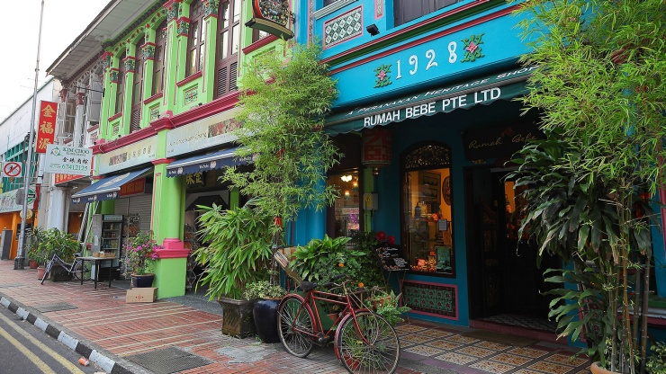 Shophouses in Singapore are prime examples of timeless architectural appeal.