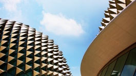 Catch a world-class opera or pop concert at Singapore's premier performing arts centre.