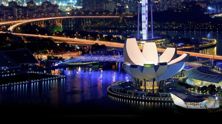 Artscience Museum Where Art Meets Science Visit Singapore Official Site