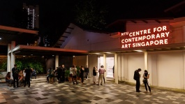 The Contemporary Arts Center hosts exhibitions, live performances, film screenings and talks by visiting artists and curators.