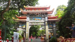 Take in unforgettable attractions, like Haw Par Villa, that showcase our heritage and beliefs.
