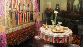 Peranakan history and culture are brought to life here through the interactive and multimedia exhibits.