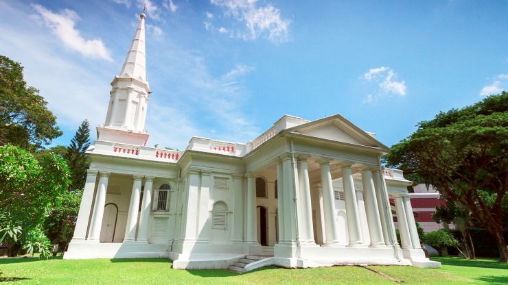 Armenian Church In Singapore Visit Singapore Official Site