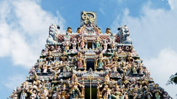 The Sri Veeramakaliamman Temple is dedicated to the goddess and destroyer of evil, Sri Veeramakaliamman or Kali.