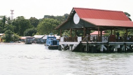 Take a trip back in time to Pulau Ubin, the last real 'kampung' in Singapore.