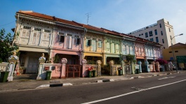 Spend a day exploring heritage shophouses and quaint stores at Joo Chiat/Katong.