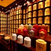 TWG tea display at TWG ION Orchard branch