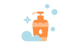 An illustration for Hand Sanitiser