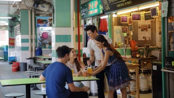 Early careers enjoying craft beers at Smith Street Taps at Chinatown Complex Food Centre